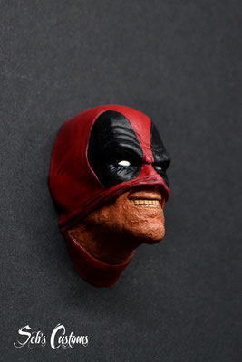 Deadpool magnet