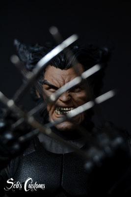 Wolverine Black Suit