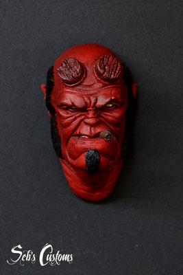 Hellboy magnet