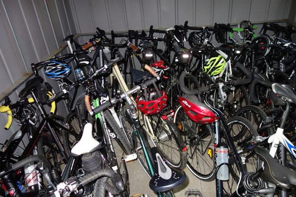 Das Radlager...