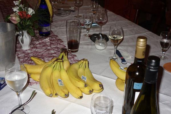 Es geht um die Banane