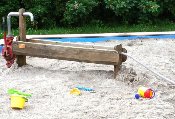 Die Sandkiste