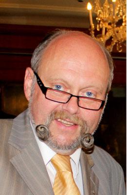 Michael Riemer, Vorstand der Stiftung Kinderhilfezentrum