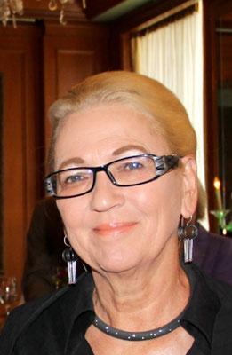 Helga Weiland, Vorstand der Stiftung Kinderhilfezentrum
