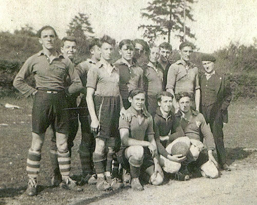 Equipe A saison 1935-1936