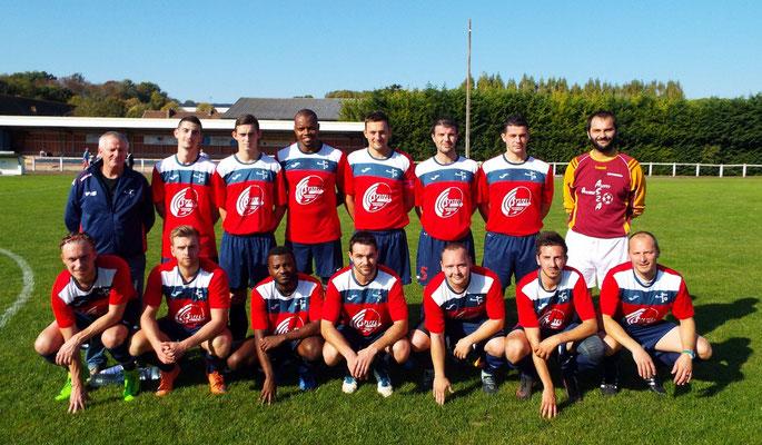 Equipe A saison 2017-2018 (octobre 2017)
