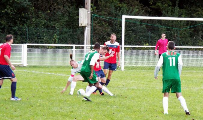 Mais la défense a acquis de l'expérience avec ses deux matches contre des PH de l'Oise en coupe de France