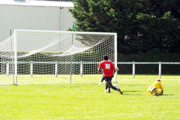 66ème : le 3ème but signé Fresnel N'Souka
