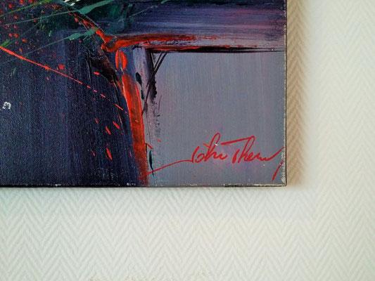 Peinture Spin Art John Thery