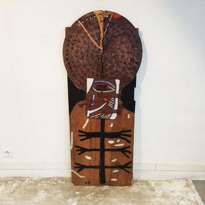 Tableau sculpture Alain Mathiot