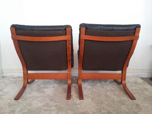 fauteuils Siesta d'Ingmar Relling