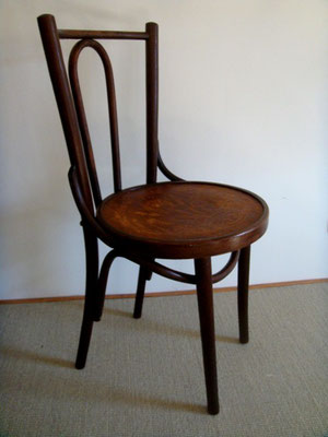 Chaise bistrot style Thonet
