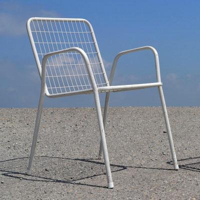 Suite de 6 fauteuils Emu Rio vintage