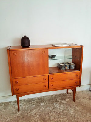 Commode buffet bar vintage