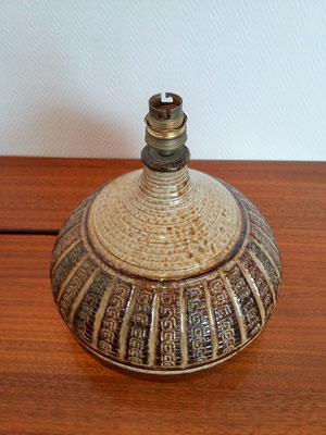 Céramique lampe Vallauris Louis Giraud