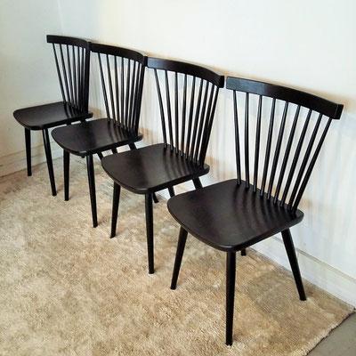 Chaises à barreaux type Tapiovaara