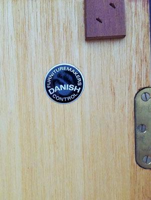 Meuble Hifi scandinave palissandre vintage