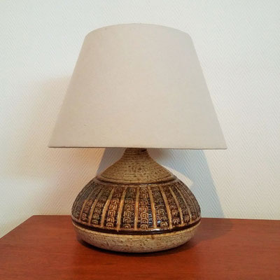 Lampe céramique Vallauris Louis Giraud