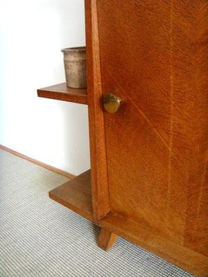 Mini meuble de rangement chêne