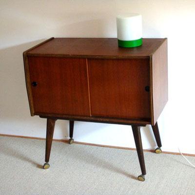 Petit meuble bar vintage