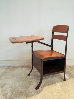 Petit bureau américain vintage