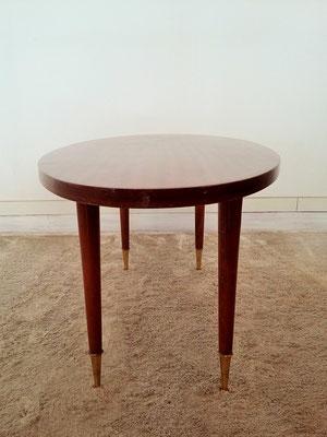 table basse ovale vintage muros design et vintage en bourgogne. Black Bedroom Furniture Sets. Home Design Ideas