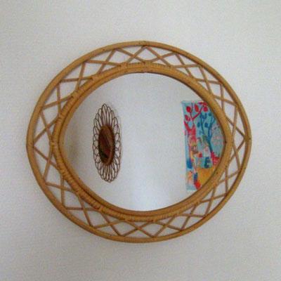 miroir-rotin-oeil-vintage