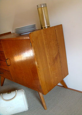Bahut commode placard vintage