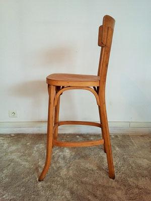 Chaise d'atelier haute Baumann