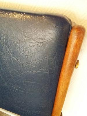 Suite de chaises en chêne années 50