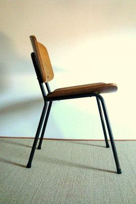 Chaises années 50 style Jacques Hitier