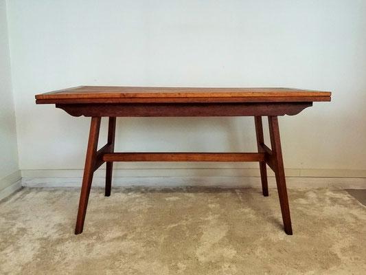 Table René Gabriel mobilier pour sinistrés 1945