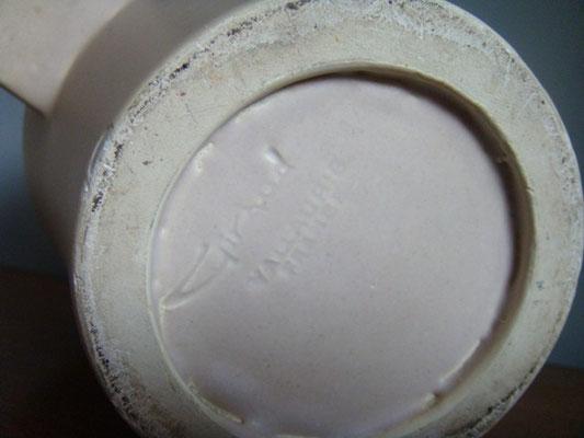 Pot céramique Giraud Vallauris vintage