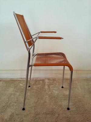 Chaise fauteuil scoubidou vintage muros design et - Chaise scoubidou vintage ...