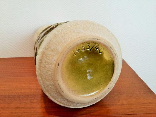 Vase ceramique Uebelacker vintage