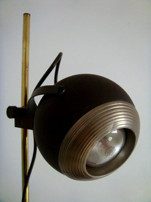 lampadaire Eye Ball vintage