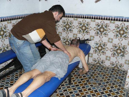 Massage du dos pour moi