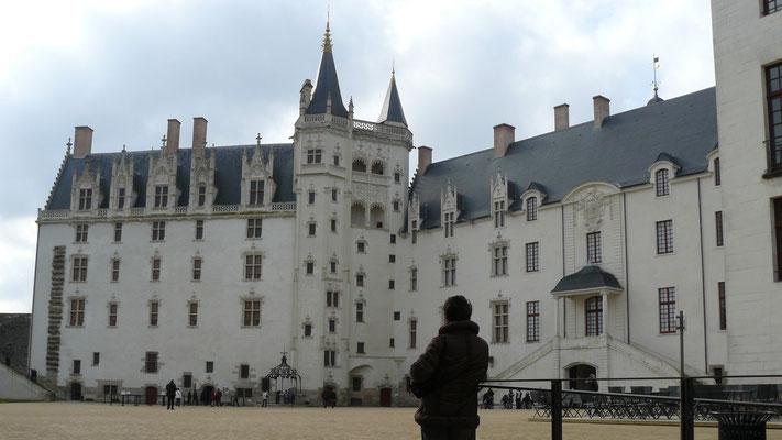 Château à Nantes