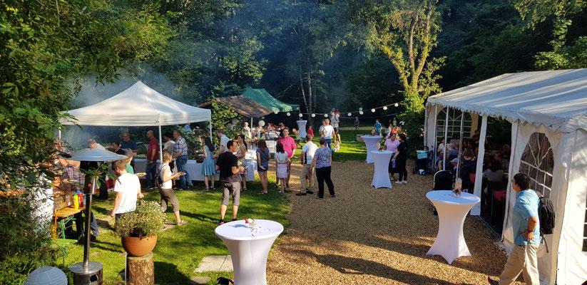 Firmen-Sommerfest