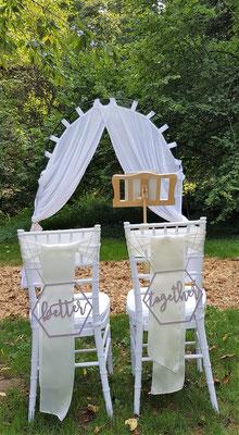 Hochzeit August 2018