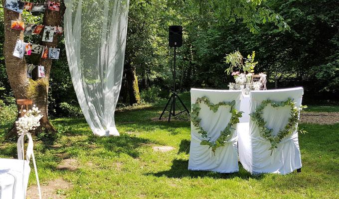 Hochzeit Juni 2018