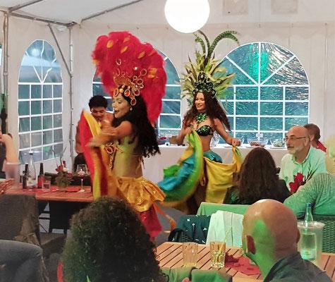 Samba Show - Latinas do Samba (www.latinasdosamba.de)