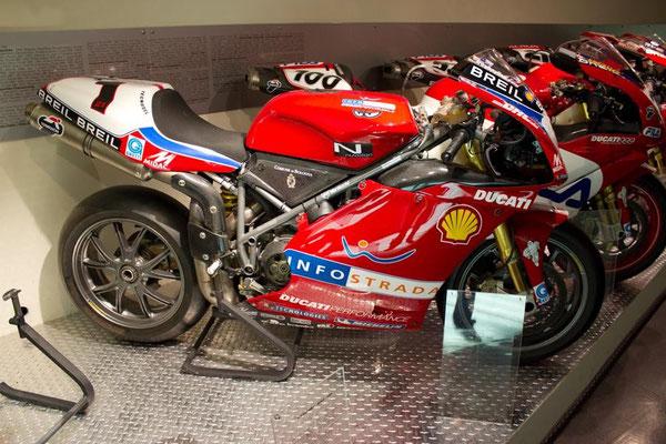 Ducati   Track Bike