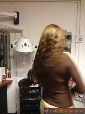 Tressen Echthaar Haarverlängerung - Cabello Company Frankfurt