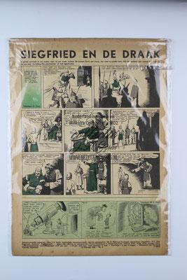 Tijdschrift Jeugd nummer 4. 1944 (achterkant)