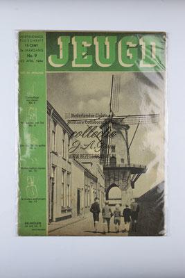 Tijdschrift Jeugd nummer 9. 1944