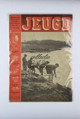 Tijdschrift Jeugd nummer 12. 1944