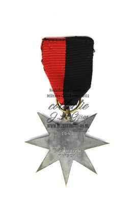 Dutch madel NSB WA Medaille Bloembollenmarsch 1943