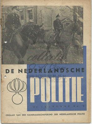 Politieblad 2e jaargang 1944 No.3