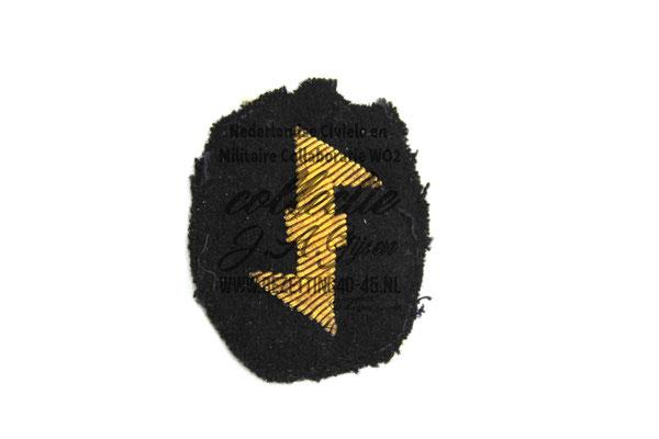 NSB WA Embleem Wolfsangel - Schuitje, Veldmuts, Uniform